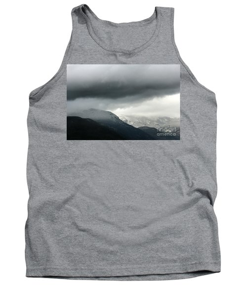 Tank Top featuring the photograph The Valley by Dana DiPasquale