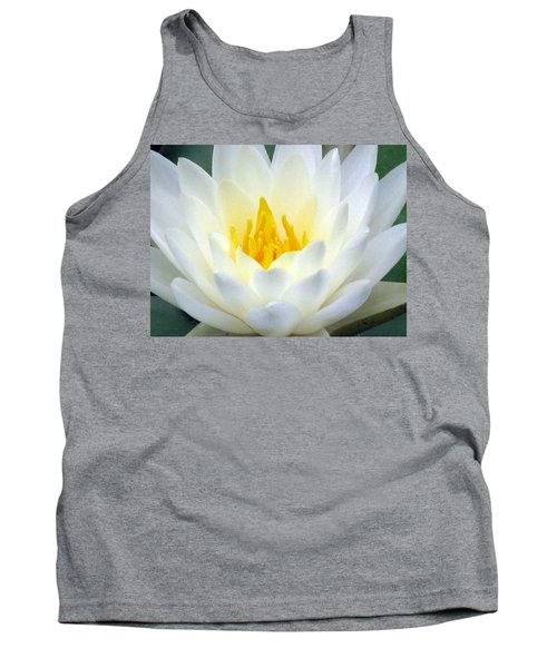 Tank Top featuring the photograph The Water Lilies Collection - 05 by Pamela Critchlow