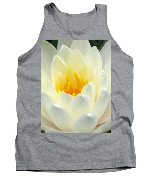 Tank Top featuring the photograph The Water Lilies Collection - 10 by Pamela Critchlow