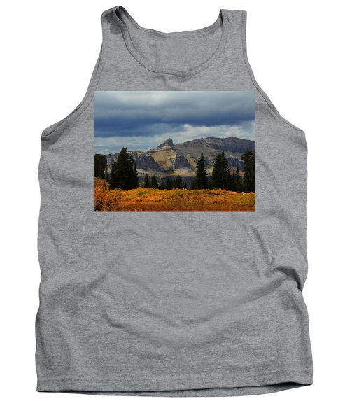 Tank Top featuring the photograph The Wedge by Raymond Salani III