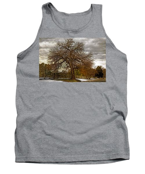 The Welcome Tree Tank Top