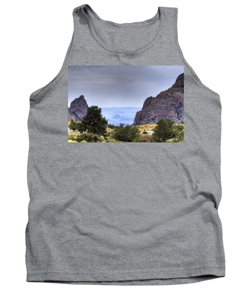 The Window View Tank Top