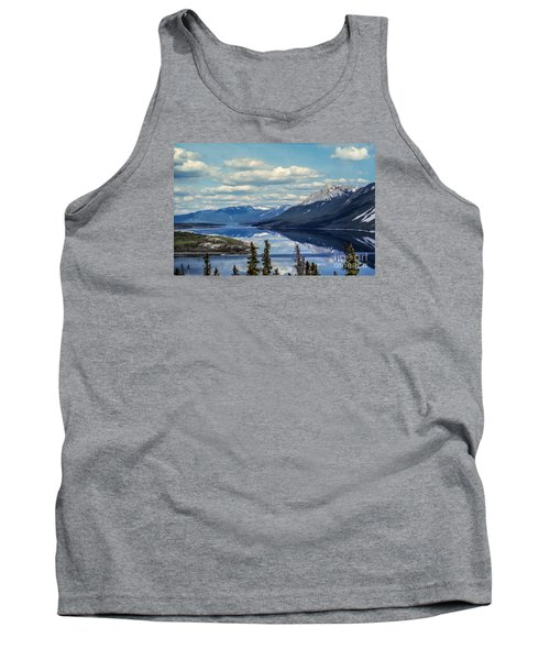 The Yukon Tank Top by Suzanne Luft