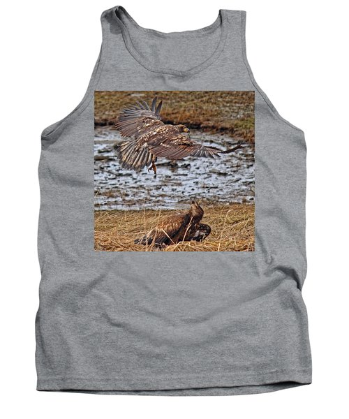Threat From Above Tank Top