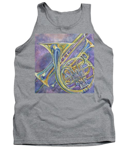 Three Horns Tank Top