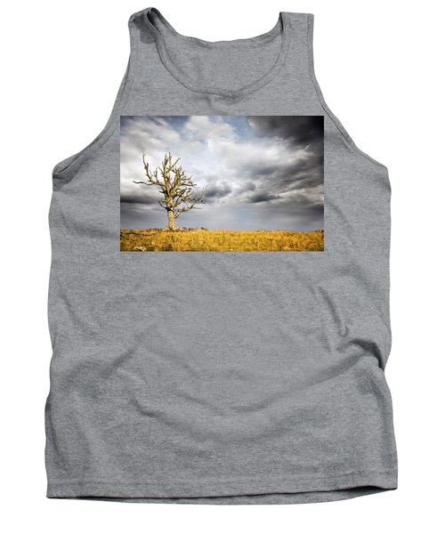 Tank Top featuring the photograph Through The Storms by Lana Trussell