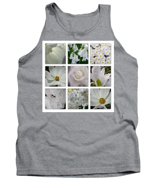Through The White Picture Window Tank Top
