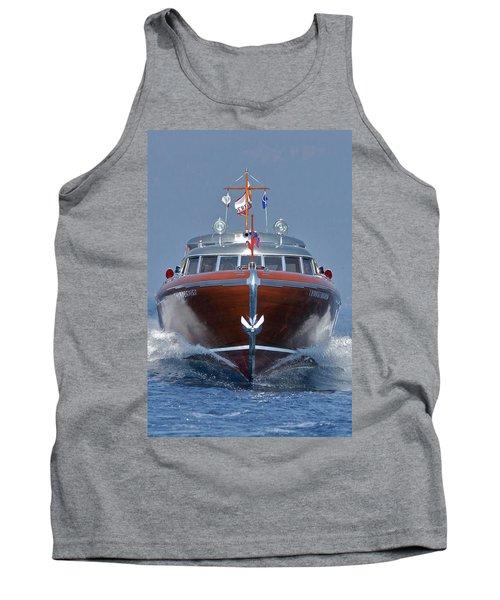 Thunderbird Yacht Tank Top