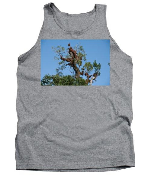 Tikal Furry Tree Tank Top