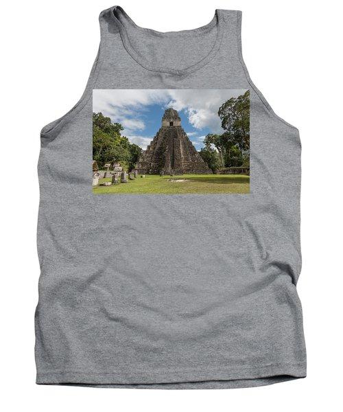 Tikal Pyramid 1j Tank Top