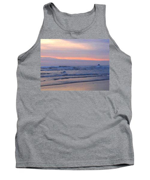 Tillamook Lighthouse Painting Tank Top