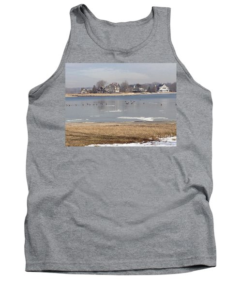Time In New England Tank Top