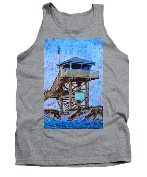 To The Beach Tank Top