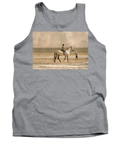 Together We Go Tank Top