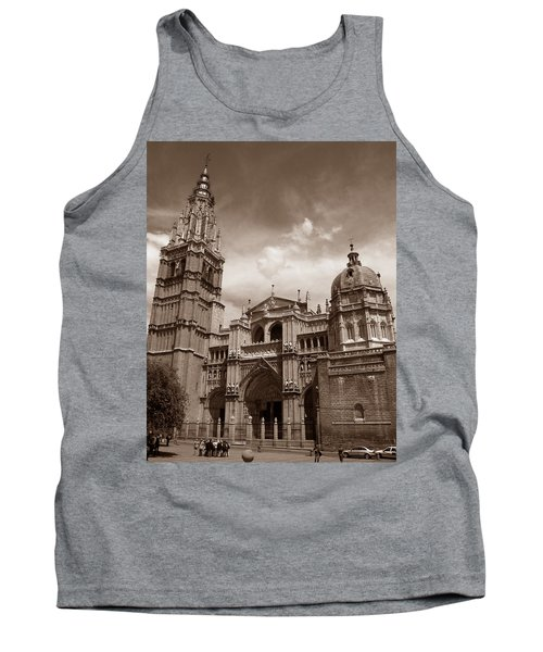 Toledo Cathedral Tank Top