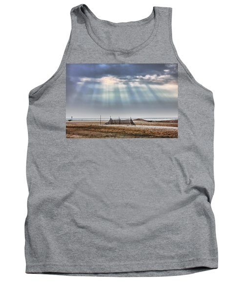 Touched By Heaven Tank Top by Sennie Pierson