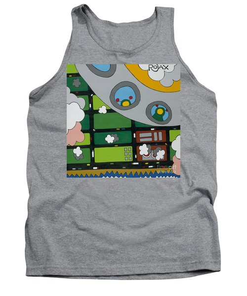 Tourists Tank Top