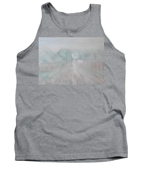 Towards The New Year Tank Top by Min Zou