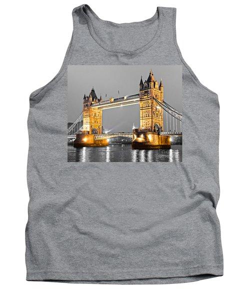 Tower Bridge - London - Uk Tank Top