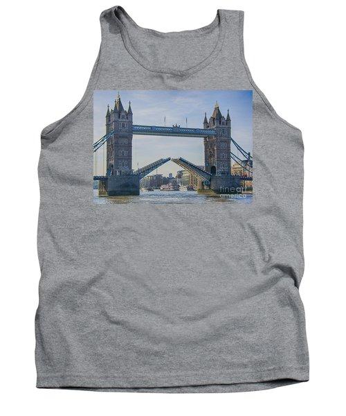 Tower Bridge Opened Tank Top