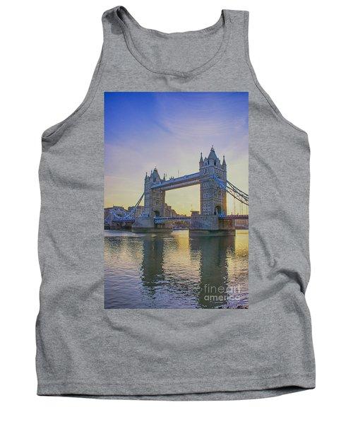 Tower Bridge Sunrise Tank Top