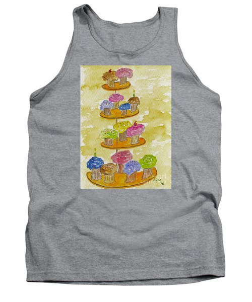 Tower Of Treats Tank Top