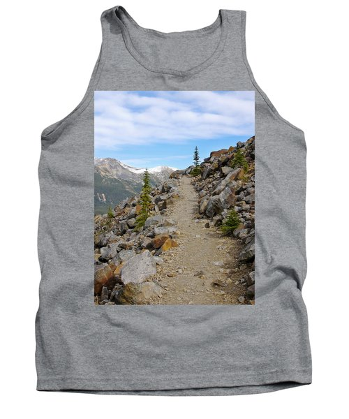 Trail To The Meadows Tank Top