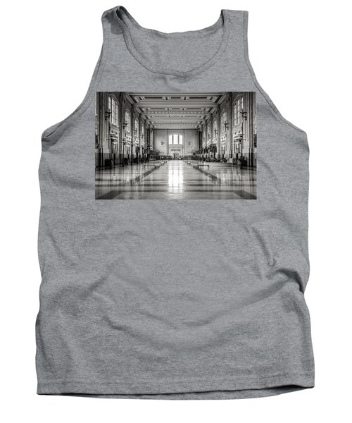 Train Station Tank Top