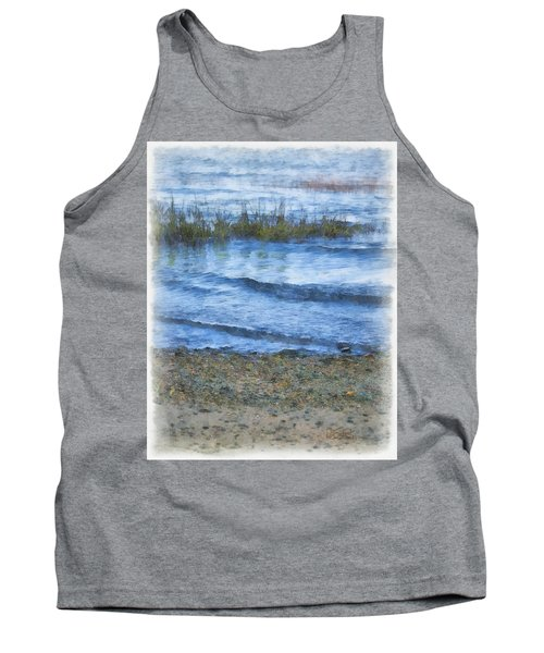 Tranquility Base Tank Top