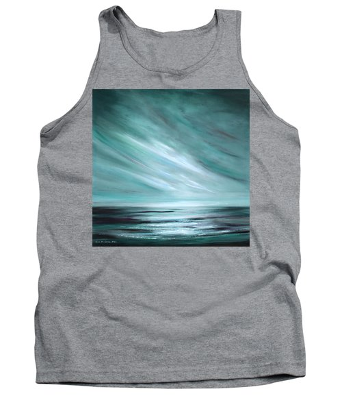 Tranquility Sunset Tank Top