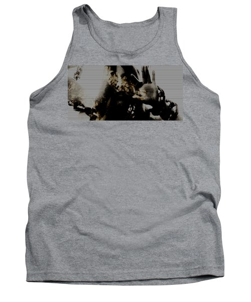 Tank Top featuring the photograph Trapped Inside by Jessica Shelton