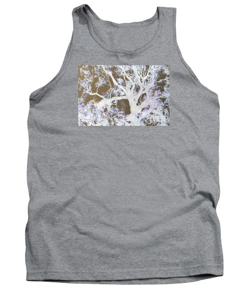 Tank Top featuring the photograph Tree Inversion by Cassandra Buckley