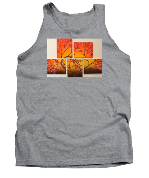 Tree Of Infinite Love Tank Top