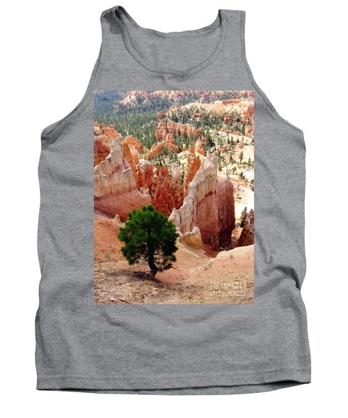 Tank Top featuring the photograph Tree's Eye View by Meghan at FireBonnet Art