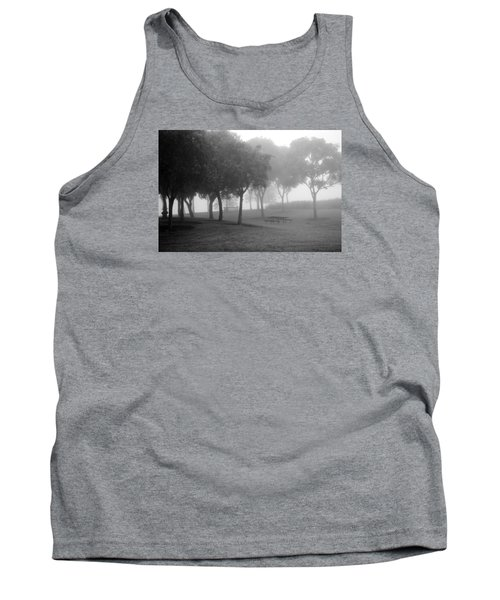 Trees In The Midst 3 Tank Top