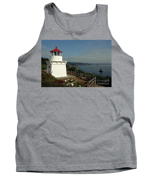 Tank Top featuring the photograph Trinidad Light by Sharon Elliott