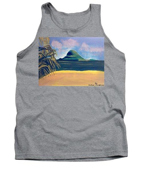 Paradise  Tank Top by Joshua Maddison