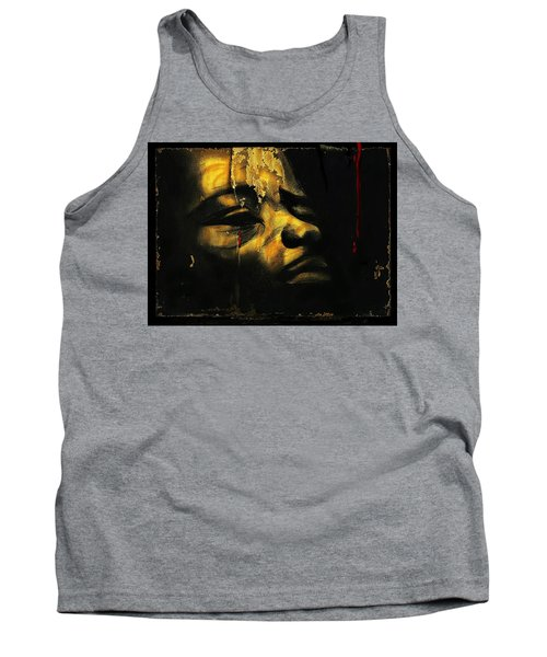Troubled  Africa Tank Top