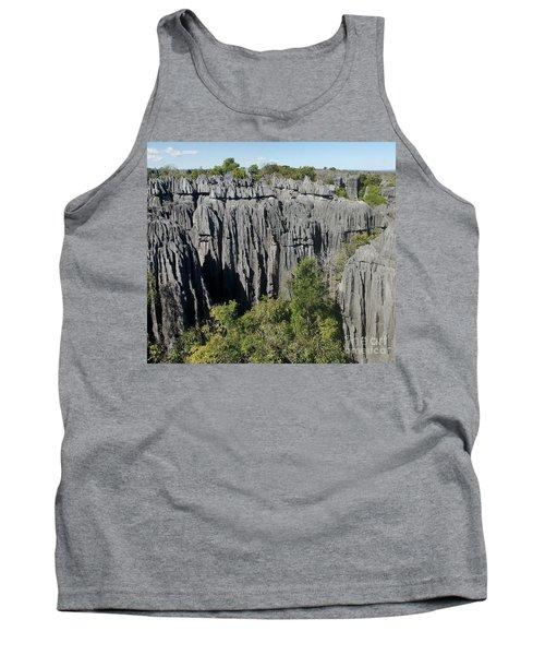 Tsingy De Bemaraha Madagascar 1 Tank Top