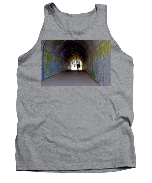 Tunnel Of Love Tank Top