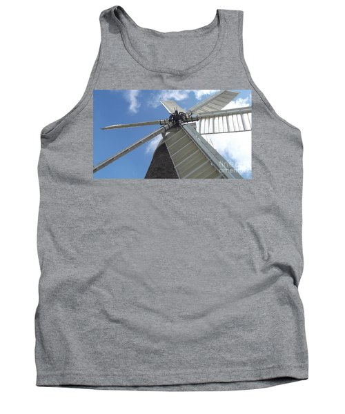 Turning In The Wind Tank Top