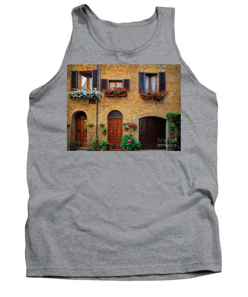Tuscan Homes Tank Top