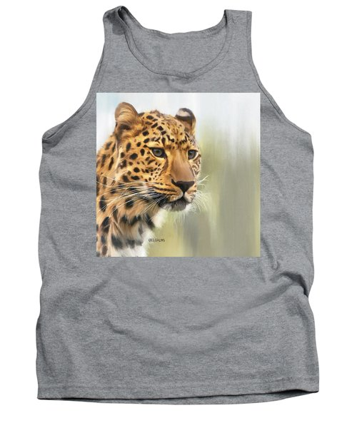 Tutku Tank Top by Greg Collins