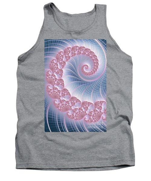 Twirly Swirl Tank Top