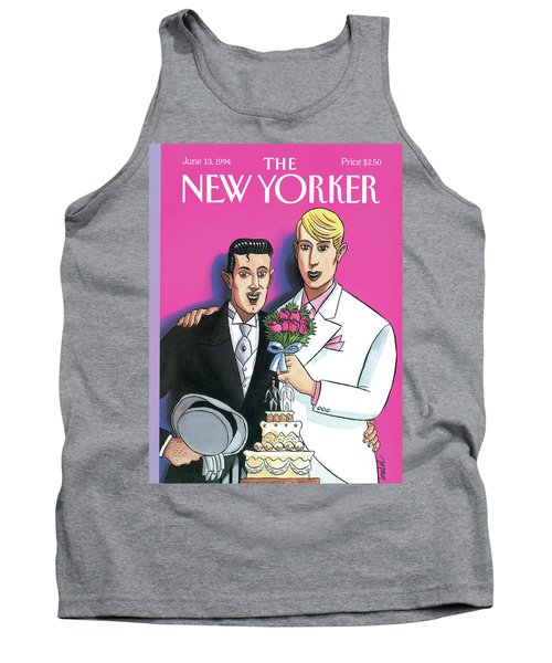New Yorker June 13th, 1994 Tank Top