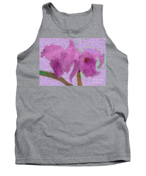 Two Hothouse Beauties Tank Top