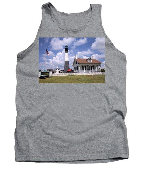 Tybee Island Light Tank Top