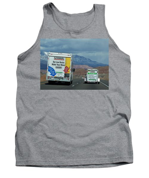 Uhaul On The Move Tank Top