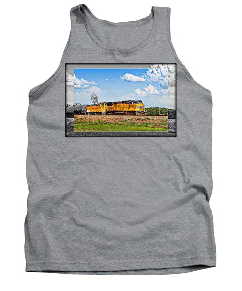 Union Pacific Railroad 2 Tank Top