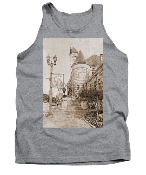 Union Station St Louis Mo Tank Top